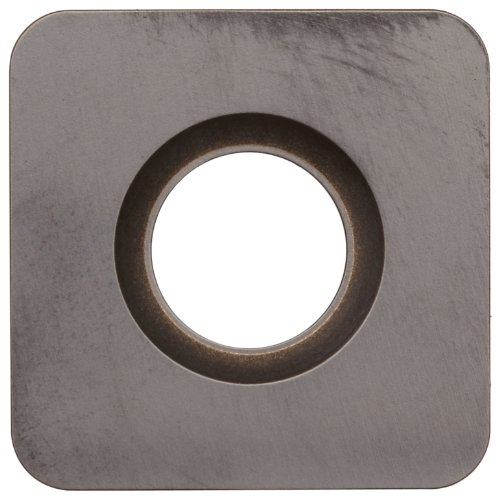 Sandvik Coromant T-Max P Carbide Turning Insert, SNMA, Square, KR Chipbreaker, GC3215 Grade, Multi-Layer Coating, SNMA 856-KR, 1