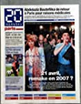 20 MINUTES PARIS [No 953] du 21/04/20...