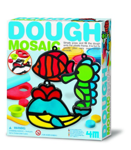4M Dough Mosaic  Ocean Kit - 1