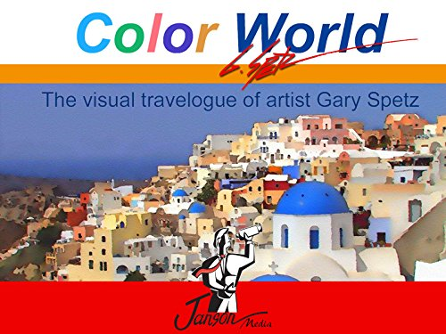 Color World with Gary Spetz - Season 1