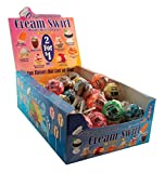 Original Gourmet Swirl Cream Lollipop Assorted flavor (48 Each)