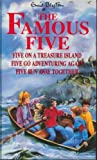 Famous Five Library: Five on a Treasure Island, Five Go Adventuring Again, Five Run Away Together v. 1