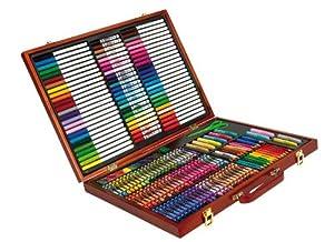 Crayola - Maletín de pinturas y ceras: Amazon.es: Juguetes