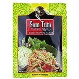 Soot Thai スータイ ソムタムシーズニングペースト (青パパイヤサラダの素) 32g