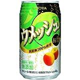 ウメッシュ プレーンソーダ 缶 350ml×24本