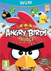 Angry Birds Trilogy (Nintendo Wii U)