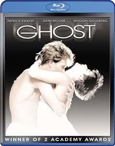 NEW Swayze/moore/goldberg - Ghost (Blu-ray)