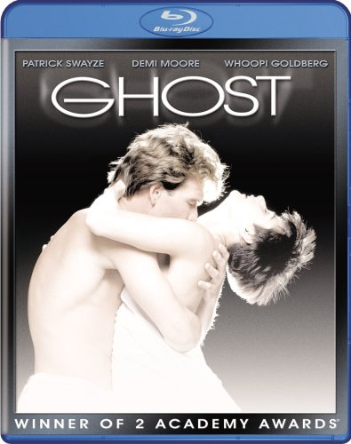 Cover art for  Ghost [Blu-ray]