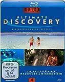 Ultimate Discovery 4 - Inselträume Malediven & Mikronesien [Blu-ray]