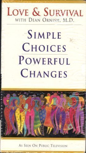 Simple Choices,Powerful Changes [Vhs]