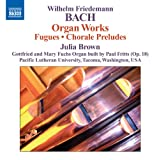 Bach, W.F: Organ Works