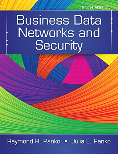 Business Data Networks and Security (10th Edition) (Business Data Modeling compare prices)