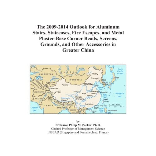 The 2009-2014 World Outlook for Aluminum Stairs, Staircases, Fire Escapes, and Metal Plaster-Base Corner Beads, Screens, Grounds, and Other Accessories Icon Group
