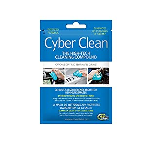Cyber Clean 46196 Car Zip Bag Reinigungsmasse, 80 g