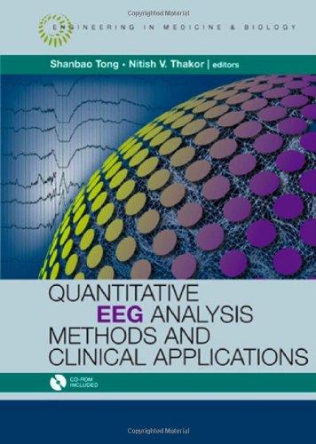 Quantitative EEG Analysis Methods and Applications (Engineering in Medicine & Biology)