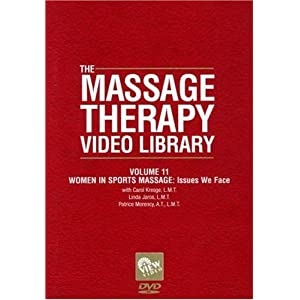 The Massage Therapy Video Library: Vol. 11 - Women in Sports Massage (Issues We Face) movie
