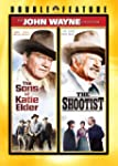 NEW Sons Of Katie Elder/shootist (DVD)