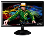 AOC E2343Fi 23 inch Full HD Widescreen LED Multimedia Monitor(1920x1080, 2ms, HDMI, VGA, iPod/iPhone Docking Station USB, Ultra Slim, Low Power)