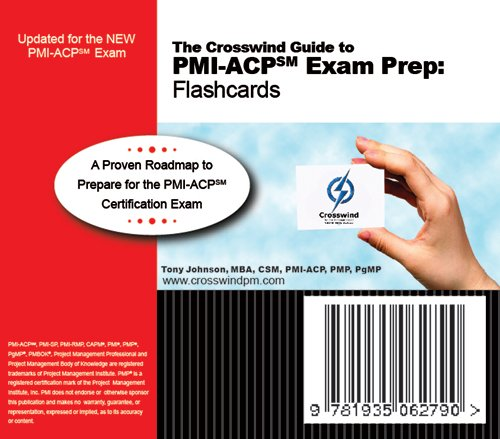 Pmi-Acp Exam Success Series: Flashcards back-101188
