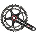 Campagnolo Super Record 11 Ultra-Torque Titanium Crankset One Color, 170mm 39/53
