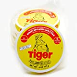 Tiger Processed Gruyere 6-Wedges - Value Bundle of 6 Wheels (1 pound)