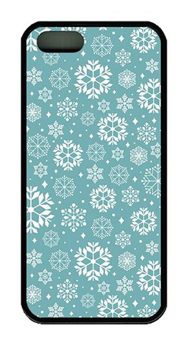 Hipster Customize Iphone 5 Cover Crystallized Blanket Tpu Black For Apple Iphone 5/5S front-1055337