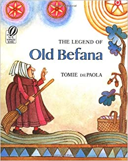 The Legend of Old Befana Paperback – September 2, 1980