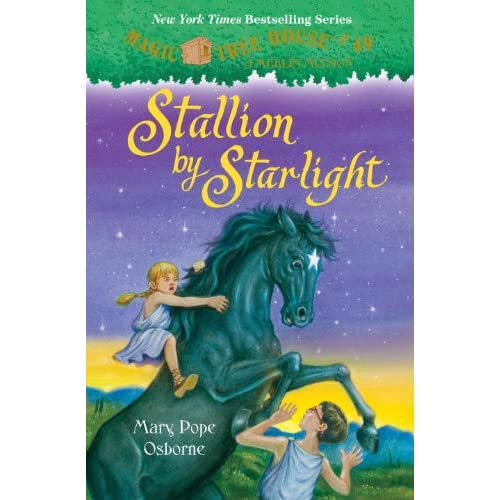 Amazon.com: Magic Tree House #49: Stallion by Starlight (A ...