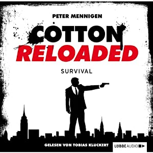 Survival (Cotton Reloaded 12) Hörbuch