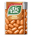 Tic Tac Orange, 1-Ounce Packages (Pack of 12)
