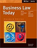 Business Law Today, Standard Edition: Text and Summarized Cases--E-Commerce, Legal, Ethical and International Environment (with Online Research Guide) (Available Titles CengageNOW)