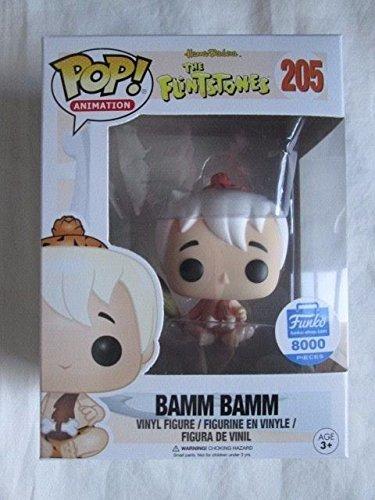 Bamm Bamm Flintstones Funko Pop