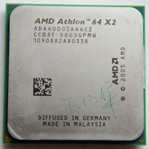 AMD Athlon 64 X2 6000+ 3.0GHz 2x1024KB