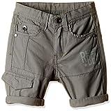 UCB Kids Boys' Shorts (16P4GH3597Y0G507_Grey_M)
