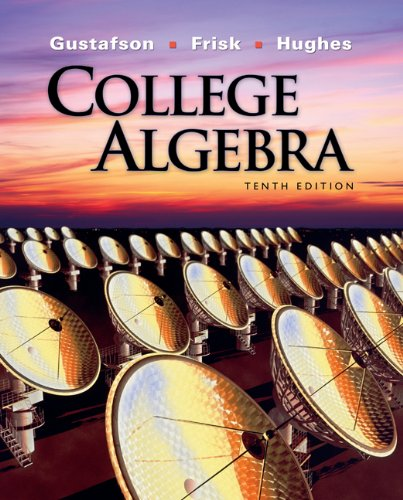 Bundle: College Algebra, 10th + Enhanced WebAssign Homework with eBook Access Card for One Term Math and Science