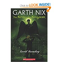 Lord Sunday - Garth Nix