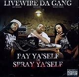 echange, troc Livewire Da Gang - Pay Ya'Self Or Spray Ya'Self