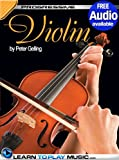 img - for Violin Lessons: Teach Yourself How to Play Violin (Free Audio Available) (Progressive) book / textbook / text book