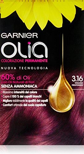 Garnier Olia Colorazione Permanente, 3.16 Violino Profondo
