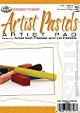 "Royal & Langnickel essentials artist pastels paper pad 5""X7"" - 10 sheets"