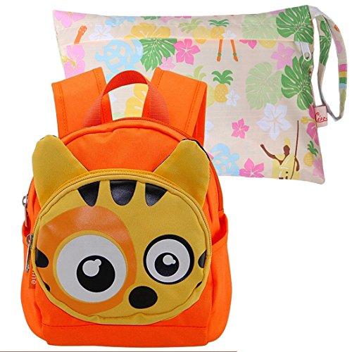 kf-baby-sicurezza-harness-guinzaglio-zainetto-per-bambini-bagnato-asciutto-borsa-da-viaggio-set-di-2
