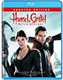 Hansel & Gretel: Witch Hunters - Unrated Edition [Blu-ray] [Region Free]