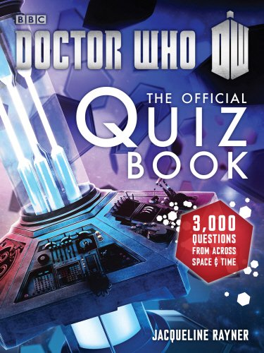 Doctor Who: The Official Quiz Book (Dr Who)