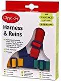 Clippasafe Harness Easy Wash (Multicolour)