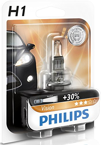 philips 12258prb1 ampoule de phare h1 12 v 55 w. Black Bedroom Furniture Sets. Home Design Ideas