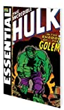 Essential Incredible Hulk, Vol. 3 (Marvel Essentials) (0785116893) by Stan Lee