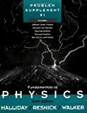 Fundamentals of Physics, , Problem Supplement No. 1