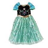 Loel® Princess Snow Queen Party Costume Dress