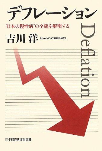 デフレーション = Deflation