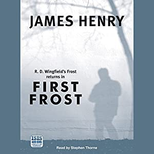 First Frost Audiobook
